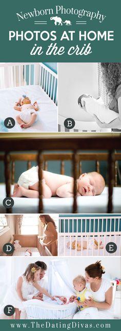 Photos in the Crib