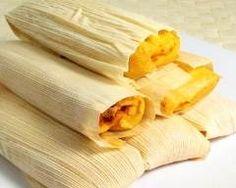 Tamales Ingrédients