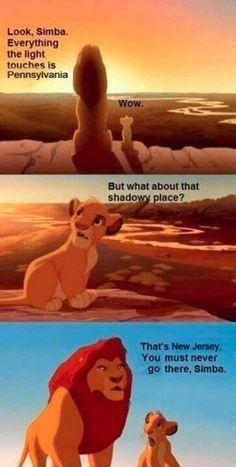 The Lion King (of Pennsylvania)