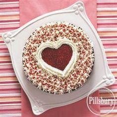 """""""Be Mine"""" Brownie from Pillsbury® Baking"""