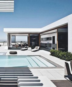 10 Best Cool Tips: Natural Home Decor Modern Chairs natural home decor ideas apartment therapy.Natural Home Decor Rustic Floors natural home decor ideas apartment therapy.Natural Home Decor Modern Rustic. Modern Pools, Natural Home Decor, House Goals, Modern House Design, Modern Houses, Exterior Design, Future House, Interior Architecture, Residential Architecture
