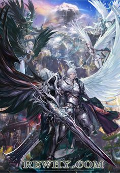 The Art of Aion Online : Photo