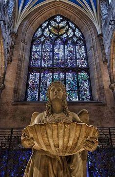 St Giles Cathedral ~ Edinburgh, Scotland: