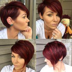 #pixie #pixie360 #redhair