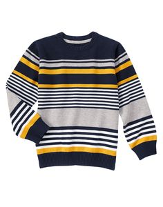 Striped Sweater at Gymboree