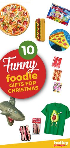 Check Out My Fun And Funny Foodie Gifts For Some Holiday Shopping Inspiration Holley