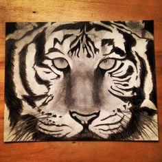 El tigre, un de mis animales favoritos