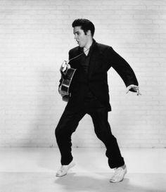 Elvis Presley. January 8, 1935