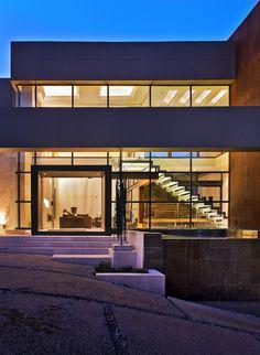 House Eccleston | Facade | Nico van der Meulen Architects #Design #Architecture #Home #Contemporary