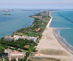 The Lido — or Venice Lido (Lido di Venezia) — is an 11 km long sandbar located in Venice, northern Italy, home to about 20,000 residents. The Venice Film Festival takes place at the Lido every September........................via camilliani.org
