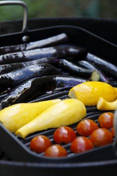 Grilled Vegetables via @Paula - bell'alimento