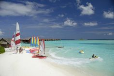 Water sports activities  #voyagewave #themaldives --->>> www.voyagewave.com