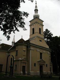 Biserica romano-catolică Sfântul Iosif (1832-1834, lucrări de extindere în 1901), Sfântu Gheorghe