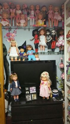 Habitacion de muñecas