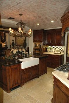Brick Wallpaper Design Ideas, Pictures, Remodel, and Decor - page 4