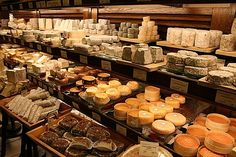 This would be something short of Heaven to me.....I LOVE CHEESE!!!  I am a cheese fanatic!!!  I think I was supposed to be born in another country!!