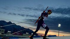 Ole Einar Bjoerndalen, sport hero