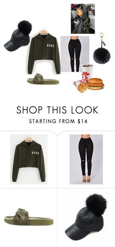 """chick-fil-a"" by abigail-blount2020 on Polyvore featuring Puma and Helen Moore"