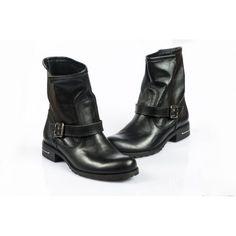 Dámske čižmičky - čierne - manozo.hu Biker, Boots, Fashion, Crotch Boots, Moda, Fashion Styles, Shoe Boot, Fashion Illustrations
