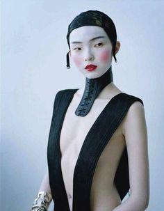 Lui Wen by Tim Walker
