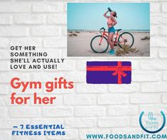 Do you have a special lady or female friend in your life that's a bit of a gym bunny or fitness enthusiast? Perhaps you got landed with a secret Santa for a girl and you don't know what to get her.   Why not invest in some gym gifts for her to assist your female friend in her journey towards health and fitness? In this article, you'll uncover a myriad of gifts that should meet the needs of any fitness fanatic.  #FoodsandFit #Gym #GymGirl #Water #Fitness #Gifts #GiftIdeas #Clothing Fitness Equipment, No Equipment Workout, Fitness Gifts, Health Fitness, Fitness Journal, Female Friends, Gym Girls, Protein Shakes, Secret Santa
