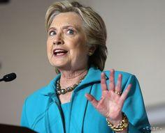 Clintonová kritizovala FBI za oznam vyšetrovania mailov pred voľbami - 24hod.sk