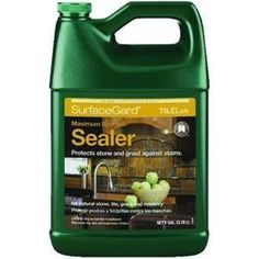 Custom Building Prod. TLSGSRA1-2 Tilelab Surfacegard Sealer by Custom Building Prod.. $91.89. 1 GAL. Tilelab Surfacegard Sealer. Save 16% Off!