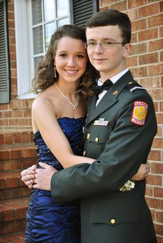 Military Ball Session