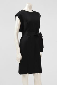 Balenciaga Haute Couture Cocktail Dress   From a collection of rare vintage evening dresses at https://www.1stdibs.com/fashion/clothing/evening-dresses/