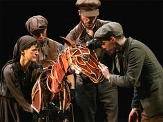 New York: War Horse, the play, at Lincoln Center: Post 64 | Every Good ...