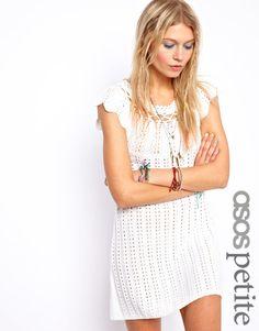 Crochet Swing Dress
