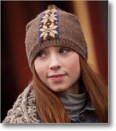 Knit Felicity Hat