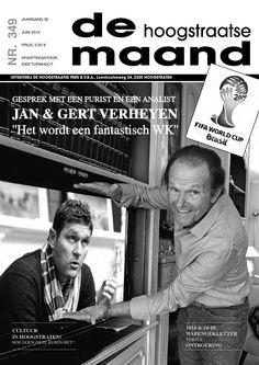 Juni 2014 - De Hoogstraatse Maand - http://www.demaand.be