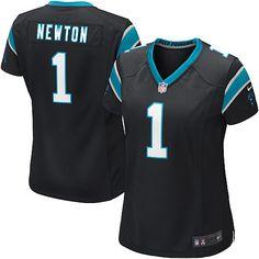 c285493000c Nike Panthers Ryan Kalil Black Team Color Women's Stitched NFL Elite Jersey  And Derek Wolfe 95 jersey. cheap jerseys