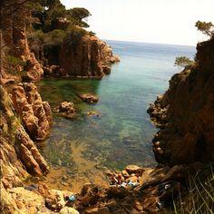 Cala Atmetller #CostaBrava Sant Feliu de Guíxols (Girona)