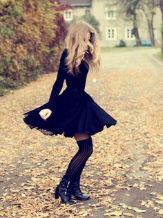 Fashion Fix: compleet zwart