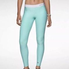 RARE TIFFANY BLUE NIKE LEGGINGS I ve been wanting   looking for these for a 003c41f031421