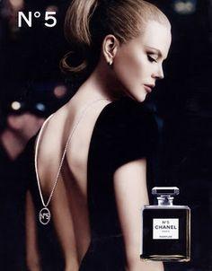 Chanel No:5 Nicol Kidman