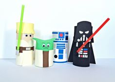Upcycled Star Wars Crafts