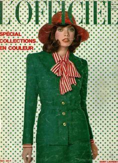 1972 - Yves Saint Laurent