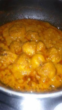 Dum Aloo without Onion and Garlic Jain Recipes, Aloo Recipes, Potato Recipes, Indian Food Recipes, Ethnic Recipes, Veg Curry, Potato Curry, Recipe Without Onion, Channa Masala
