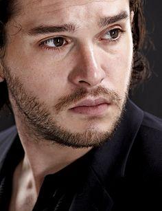 Kit Harington - Ansiosa pela sexta temporada de Game of Thrones...LINDO!!!