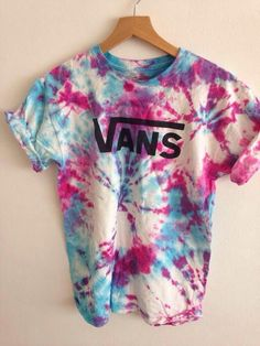 tie dye shirt tumblr - Google zoeken                                                                                                                                                      More
