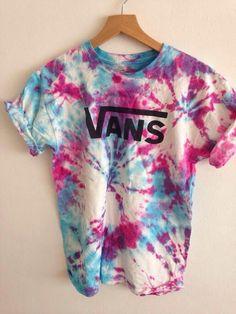 tie dye shirt tumblr - Google zoeken More
