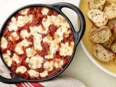 Supreme Pizza Dip from FoodNetwork.com
