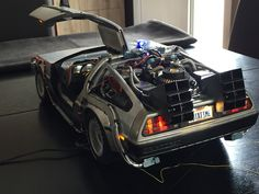 Delorean by picard.d