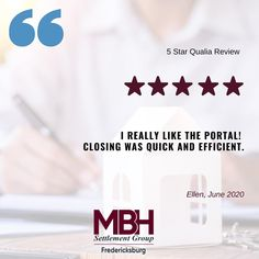 ❤️ Thank You Thursday!!!   𝗧𝗵𝗮𝗻𝗸 𝘆𝗼𝘂 for taking the time to rate and review us!  𝗬𝗼𝘂 𝗮𝗿𝗲 𝘃𝗲𝗿𝘆 𝗺𝘂𝗰𝗵 𝗮𝗽𝗽𝗿𝗲𝗰𝗶𝗮𝘁𝗲𝗱!   🌟 🌟 🌟 🌟 🌟   Have a something to share about your closing experience with us?  We'd love to hear from you on Facebook, Google or Yelp!   #JuneClosings #ClosingDay #fredericksburgRealEstate #ThankfulForAllOurCustomers #AllInThisTogether #LoveOurTeam #soldandclosed #mbhfred #mbhsettlementgroup #lovefxbg #itmatterswhereyouclose… Closing Day, Closer, Thursday, Appreciation, Group, Facebook, Google