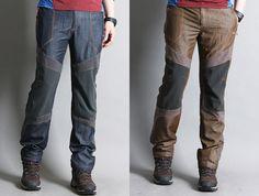 korea_top New Functional Mens Cycling Hiking Trecking Pants climbing trousers
