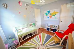 Amber Fox Photographer_Our Twin Boys Room, http://www.amberfoxphoto.com