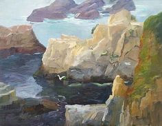 Bob Bahr reporting, Editor PleinAir Today - California painter Catherine Fasciato likes to paint rocks, and she's good at it. We asked her for advice on making rocks look convincing in a painting. Here's…